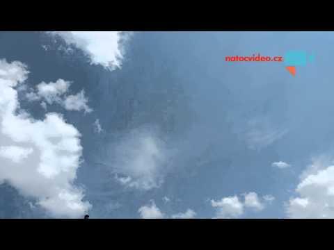 Paragliding letadla