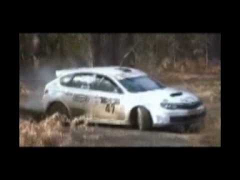 Nigel Seabold Rally Sunseeker 2010