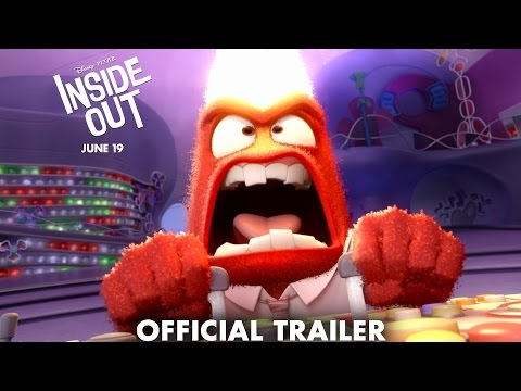 Inside Out – Official HD Trailer