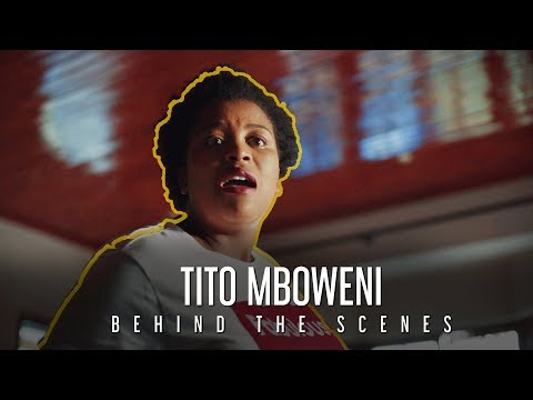 Tito Mboweni (Episode 35) featuring Zulu Mkhathini | Behind the Scenes