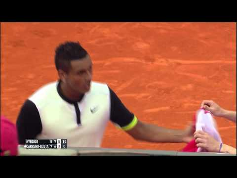 KYRGIOS SHOT OF THE DAY (02 Maio 15)