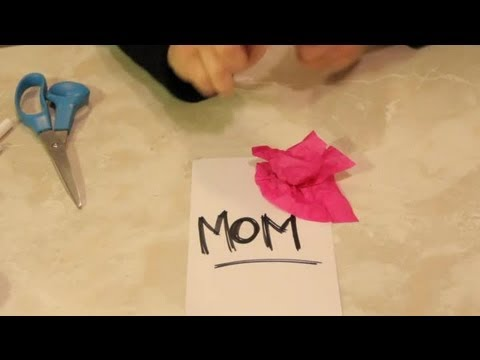 Easy Mother's Day Crafts for Kids : DIY Home Crafts