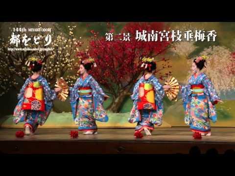 日本春季传统都舞--祗园甲部歌舞练场
