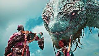 Video God of War - Mimir Talking to the World Serpent MP3, 3GP, MP4, WEBM, AVI, FLV September 2019