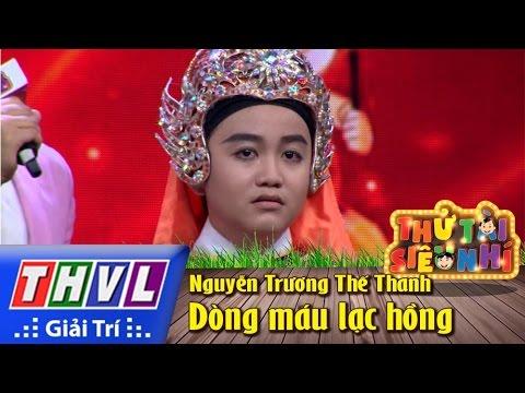 Thử tài siêu nhí Tập 4 - Dòng máu lạc hồng - Nguyễn Trương Thế Thanh