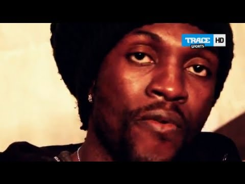 Up Close With Emmanuel Adebayor: Arsenal, Manchester City & Togo