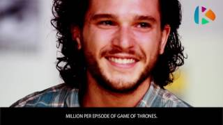 Christopher Catesby Harington is an English actor, better known by the stage name Kit Harington. Born and raised in Acton, ...