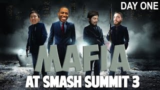 Mafia at Smash Summit 3 – Condensed Version (Day 1)