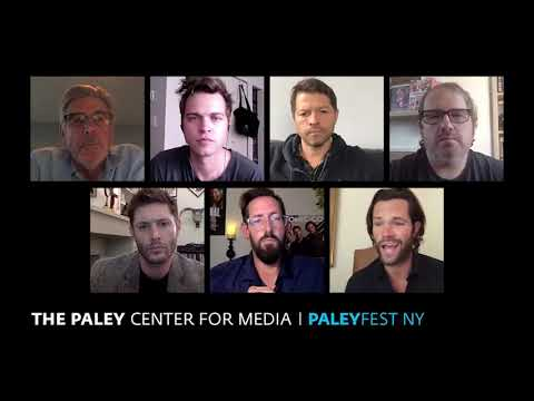Supernatural at PaleyFest NY 2020