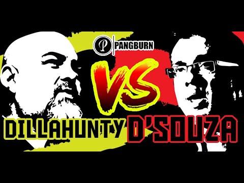 Matt Dillahunty vs Dinesh D'Souza in NYC - Presented by Pangburn (CC: Arabic)