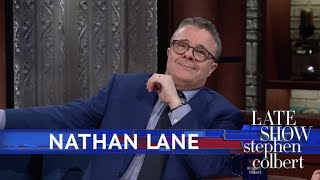 Video Nathan Lane Is Playing Roy Cohn, Donald Trump's Lawyer MP3, 3GP, MP4, WEBM, AVI, FLV Oktober 2018