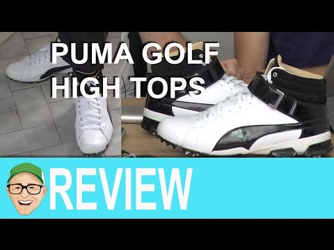 Puma Golf High Tops