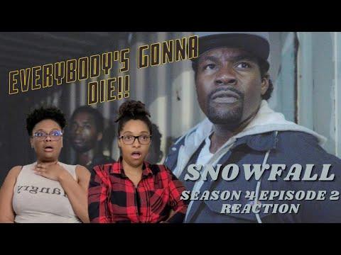 Snowfall - Season 4 Episode 2 Reaction