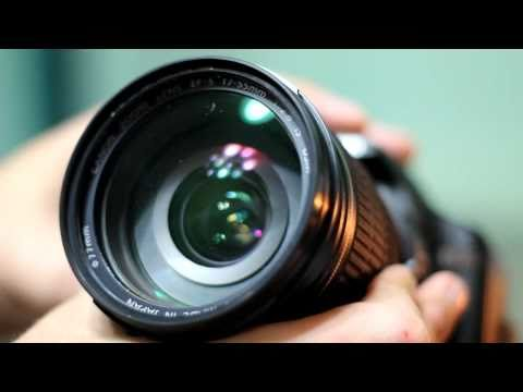 17 55mm - Check some of my other videos for examples of this lens in use. I've been using this lens for about 3 months now. It's stays on my camera every day. But ther...
