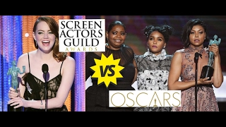 WATCH: SAG Awards Changed the Oscars Race