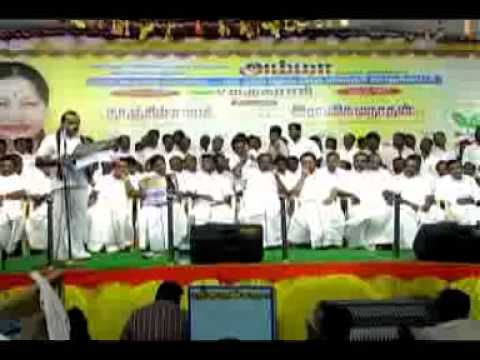 Sampath.com - Nanjil Sampath ADMK Speech 2013 Dindukkal Part 1 of 11.
