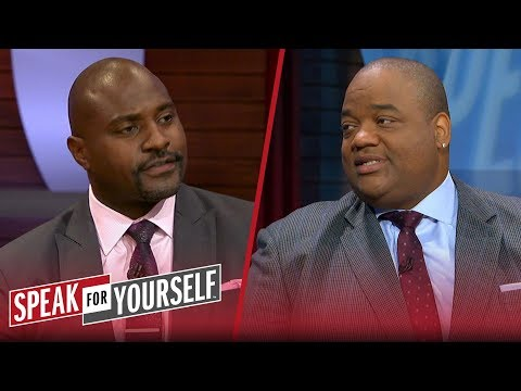 Whitlock and Wiley discuss Le'Veon Bell's social media antics | NFL | SPEAK FOR YOURSELF