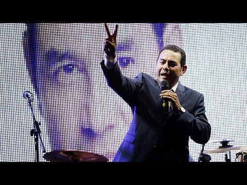 Γουατεμάλα: Ο Τζίμι Μοράλες νικητής του πρώτου γύρου των προεδρικών εκλογών