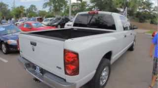 Autoline's 2008 Dodge Ram 2500 SXT/SLT Walk Around Review Test Drive
