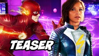 Download Lagu The Flash Season 5 Teaser Scenes Explained - TOP 10 Predictions Mp3