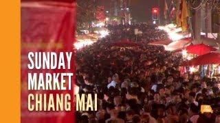 Chiang Mai Sunday Night Market, Thailand