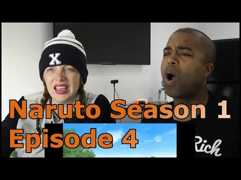 "Naruto Season 1 Episode 4 ""Pass or Fail: Survival Test""  (Blind Reaction 🔥)"