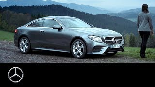 Mercedes-Benz E-Class Coupé: Black Forest Road Trip | #MBvideocar