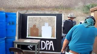 IDPA Competition.