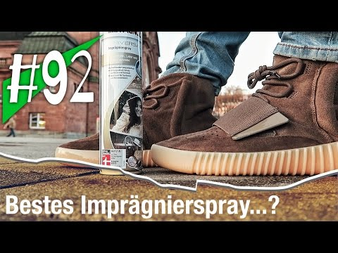 #92 - BESTES SNEAKER IMPRÄGNIERSPRAY? - sneakerkult