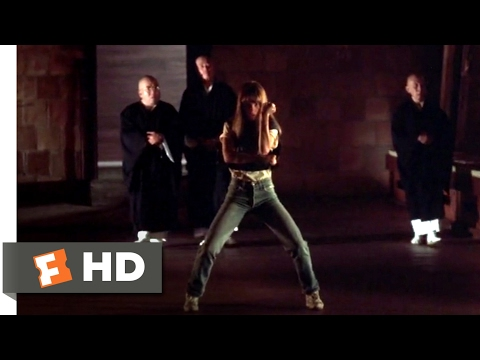 The Next Karate Kid (1994) - Dancing Monks Scene (5/10) | Movieclips