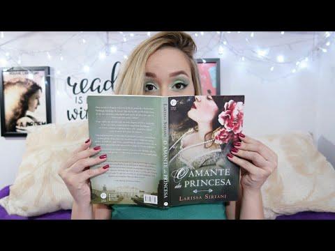 RESENHA O Amante da Princesa da Larissa Siriani ? | Nohane Carvalho
