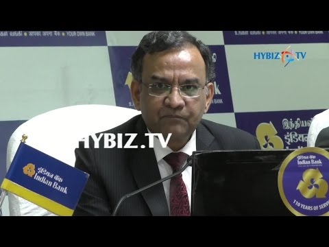 Mahesh Kumar Jain-Indian Bank Quarterly Results