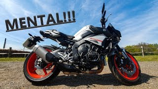 3. Yamaha MT 10 Review 2019