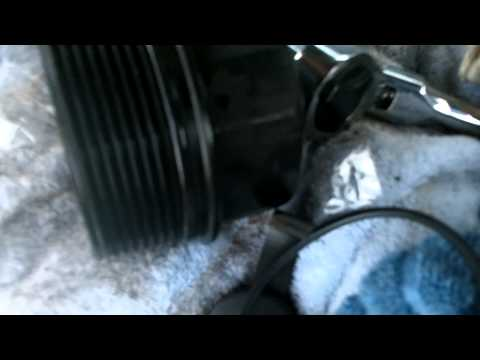 Mercedes Benz W202 c-230 oil and filter change