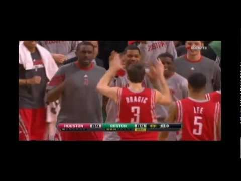 Houston Rockets Top 10 Clutch Plays 2011-2012
