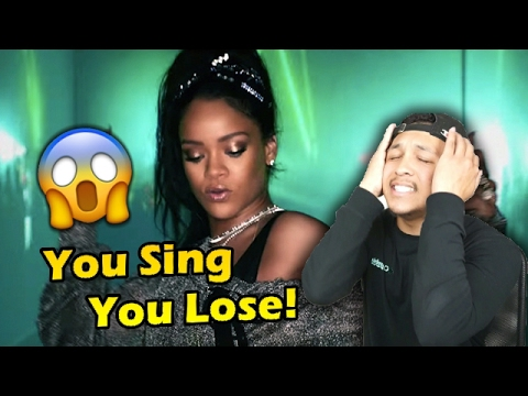 YOU SING ALONG YOU LOSE! CHALLENGE (видео)