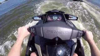 6. Sea Doo GTX Limited IS 260 Riding June 18, 2016 GoPro Hero 4 Silver