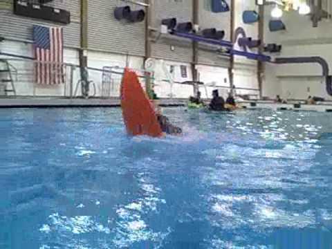 Whitewater Kayaking Pool Tricks 2