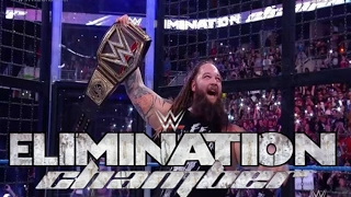Nonton WWE Elimination Chamber 2017 Full Match Film Subtitle Indonesia Streaming Movie Download