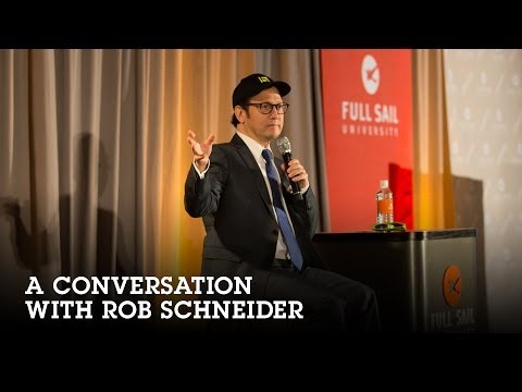 A Conversation with Rob Schneider