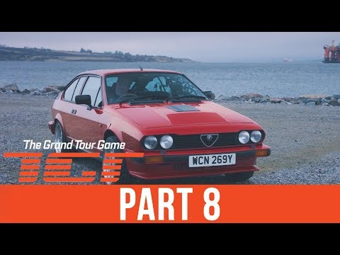 THE GRAND TOUR GAME - SEASON 3 EPISODE 7 (All Golds) WELL-AGED SCOTCH