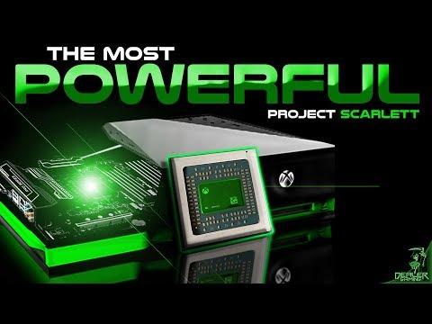 Xbox RESPONDS To PS5 | Xbox Scarlett Beats PS5 Power & More Via Project Scarlett Description Leak