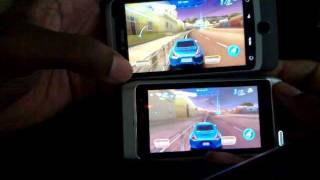 Nonton Asphalt 6 HD: Symbian^3 and Android graphical comparison. Film Subtitle Indonesia Streaming Movie Download