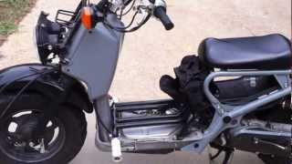 8. Vince's Honda Ruckus Fort Worth Texas