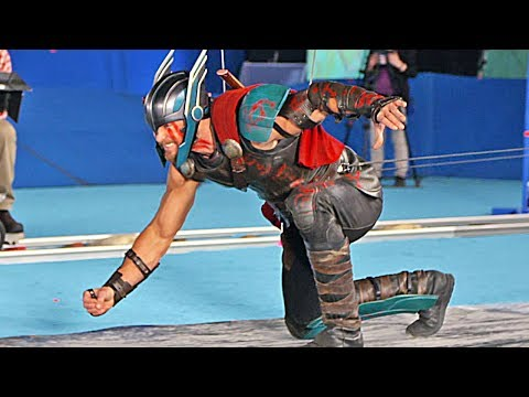 Thor 3 Ragnarok - B-Roll, Bloopers And Behind The Scenes (2017) - Movie7.Online