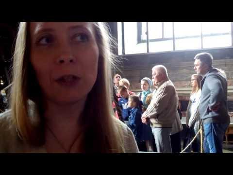 Экскурсия в Исаакиевском соборе Санкт-Петербурга,
