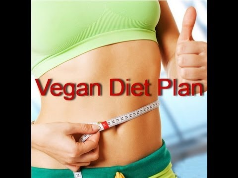Vegan Diet Plan **for Weight Loss**  (Easy Veggie Meal Plans)