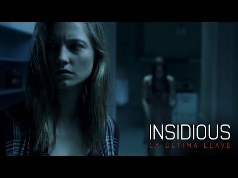 Insidious: La Última Llave - Tus temores viven en la oscuridad?>