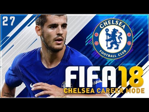 FIFA 18 Chelsea Career Mode S2 Ep27 - MENTAL GAME AGAINST CITY!!
