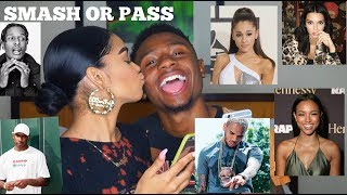 Video CELEBRITY SMASH OR PASS!!! MP3, 3GP, MP4, WEBM, AVI, FLV September 2018